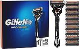 Gillette ProGlide Maquinilla de Afeitar Hombre con Tecnología FlexBall + 10...