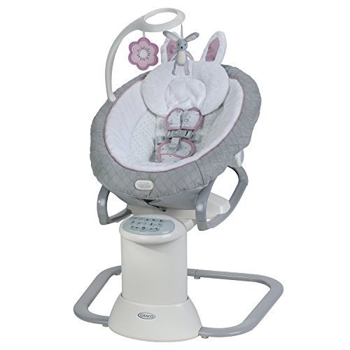 Graco EveryWay Soother Baby Swing with Removable...