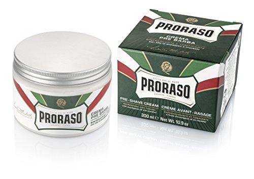 Proraso Crema Pre Barba Rinfrescante, Formato Professionale, 300ml