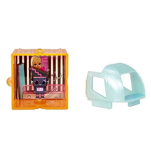 Image 1 - L.O.L. Surprise, Tiny Toys - Coffret 5 Surprises dont 1 tiny 1,5cm, Accessoires, pièce de Glamper, Fonction Eau Surprise, Modèles Aléatoires à Collectionner, Jouet pour Enfants dès 3 Ans, LLUB5