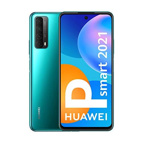 HUAWEI P Smart 2021 - Smartphone de 6,67 Pulgadas Full HD, 4GB de...