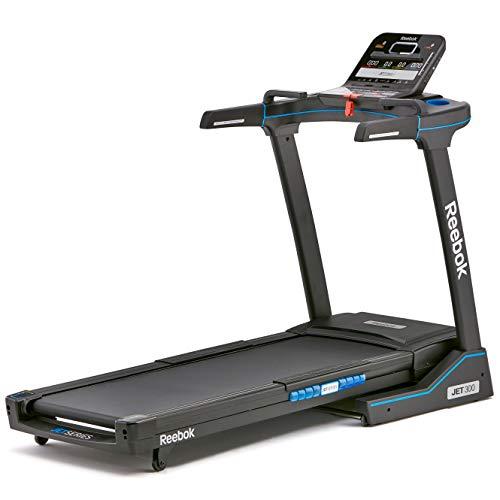 Reebok Jet 300 Series Bluetooth Treadmill - Black