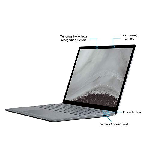 Microsoft Surface Laptop 2 LQN-00023 13.5 inch Touchscreen Laptop (8th Gen Intel Core i5/8GB/256GB SSD/Windows 10 Home/Integrated Graphics), Platinum 8