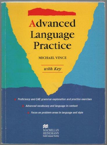 Advanced Language Practice Key: With Key