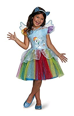 Product Includes: Dress, wings, glitter headband My Little Pony (Hasbro) Officially Licensed Product