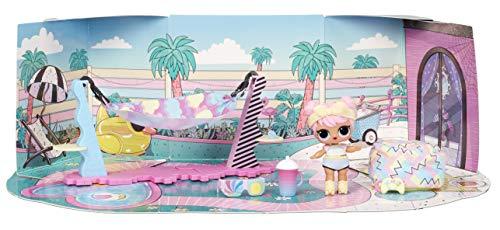 Image 3 - LOL Surprise Furniture - Poupée Dawn & + de 10 Surprises, meubles & accessoires – Mini set de jeu à ouvrir - Compatible avec La maison OMG série 4 - Poupées à collectionner pour filles de 3 ans et +
