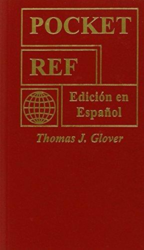 Pocket Ref: Edicion En Espanol