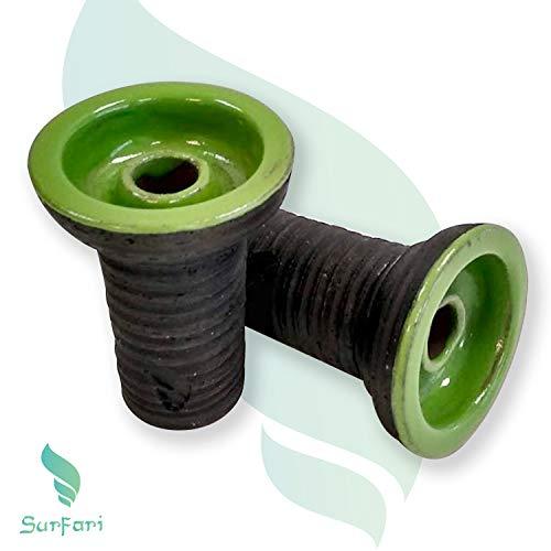 Cazoleta para shisha SURFARI (Greygrass)