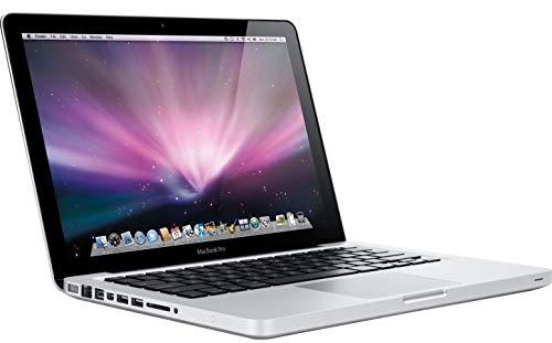 Apple MacBook Pro MD101LL/A w/8GB RAM Intel Core i5-3210M X2 2.5GHz 500GB HD 13.3in MacOSX, Silver (Renewed)