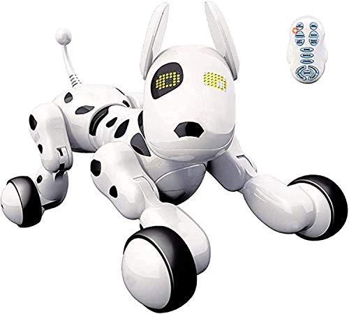 RCTecnic Perro Robot para Niños Buddy Interactivo Mascota, Sabe...