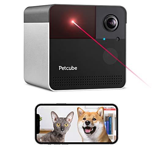 [New 2020] Petcube Play 2 Wi-Fi Pet Camera with...