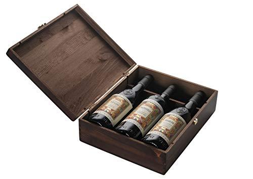 Collezione Pruviniano in cassetta di legno: Valpolicella, Amarone e Ripasso Domini Veneti 0,75 L Cassetta di legno