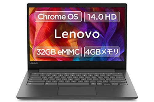 Lenovo Chromebook S330 14.0型HD液晶 タッチ機能なし 英語キーボード MediaTek MT8173C 4GB eMMC 32GB 約1...
