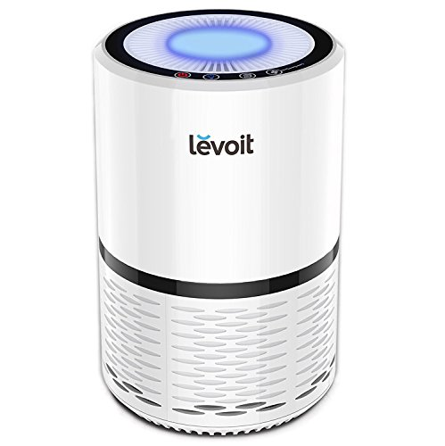 LEVOIT Air Purifier with H13 True HEPA Air Purifiers Filter for...