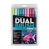 Tombow Dual Brush Pens (Tropical)