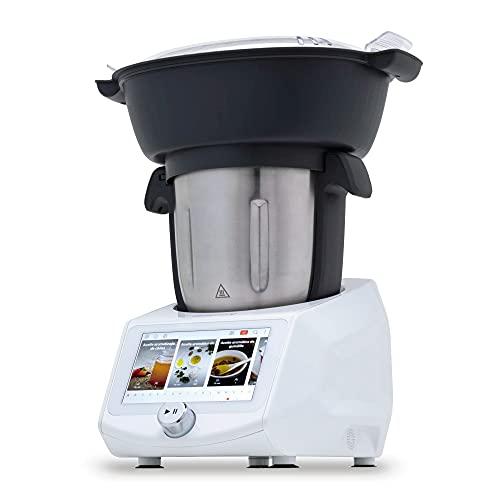 NEWCOOK - Robot de Cocina Multifunción ROBOTMIX RM990 con Wifi,...