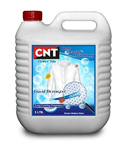 CNT Deep Cleaning Technology Liquid detergent Lemon Grass flavor 5 Liter