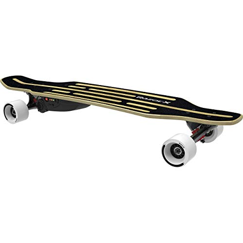 4. RazorX Longboard Electric Skateboard