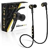 Back Bay - Wireless Bluetooth Earbuds. Sweatproof Earphones with APTX Hi-Fi Stereo Sound, 8-Hour...