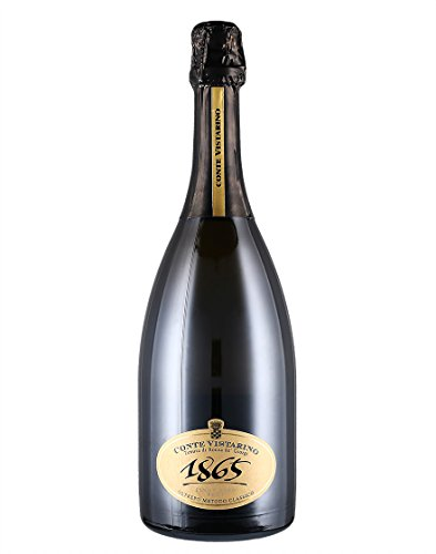 Oltrep Pavese Metodo Classico DOCG Pinot Nero Brut 1865 Conte Vistarino 2014 0,75 L