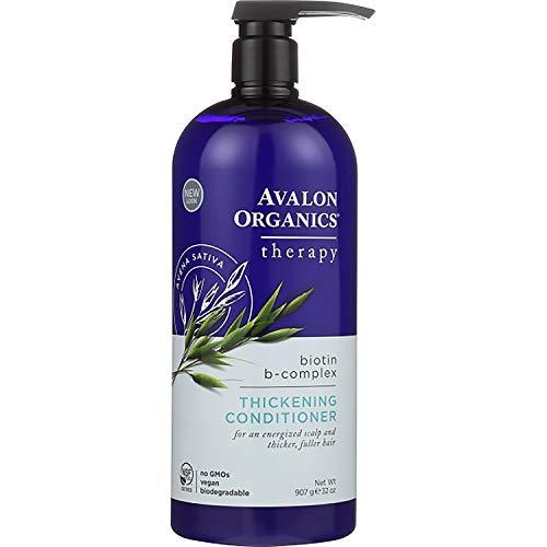 Avalon Organics Therapy Thickening Conditioner,...