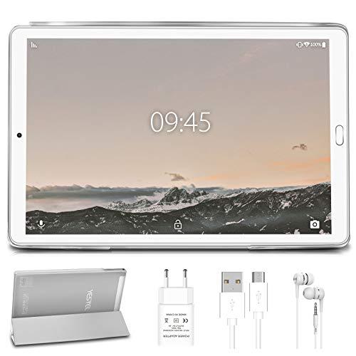Tablet 10.0 Pulgadas YESTEL Android 10.0 Tablets con 4GB RAM +...