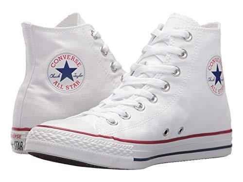 Converse Optical White M7650 - HI TOP Size 9.5 M US Women / 7.5 M US Men