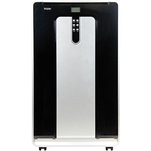 Haier 14,000 115V Dual-Hose Portable Air Conditioner with 10,000 BTU Heat Mode