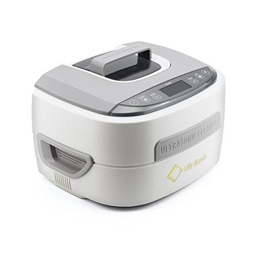 LifeBasis 2500ml Professionell Ultraschallreiniger mit Touchscreen, Ultraschallreinigungsgerät Ultraschallbad Ultraschallgerät Ultraschall Reinigungsgerät für Kassette Rasierer Schmuck Brille MEHRWEG