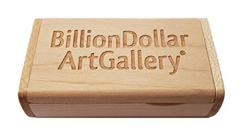 BillionDollarArtGallery Transform Your TV Into Wall Art |...