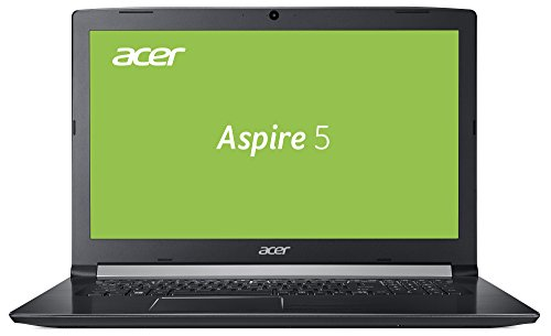 Acer Aspire 543,9cm (17,3Full HD Mate) Multimedia portátil Negro...