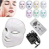 NBD LED Masque luminothérapie LED Masque Photon avec, Beaut du visage Soins de...