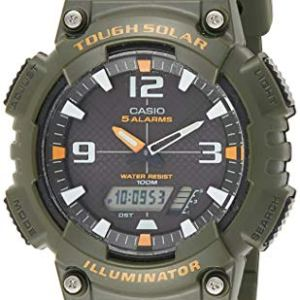 Casio Men's Solar Sport Combination Watch 30
