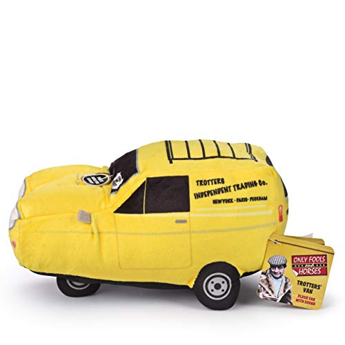 Only Fools and Horses 9080 Plush Van with Sound
