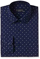 Regular fit and Full sleeve shirt Pattern - Printed Men's Formal Shirt Double yoke for extra durability & stiffness; Patch pocket at chest Machine wash Made in India Material: 100% Cotton