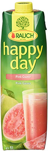 Rauch Happy Day Pink Guave, 6er Pack (6 x 1 l)