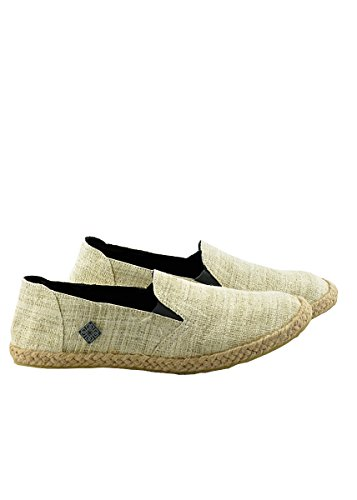 virblatt Espadrilles de cáñamo cómodas para Hombres en Tallas 40 41 42 43 44 Alpargatas Hombre de cáñamo como Zapatos Verano étnicos de cáñamo –Bequem be 41