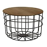 Priti Round Coffee Table forr Living Room Central Table by Priti Size:-61x61x44 cm