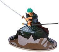 Figura de acción onepiece scultures big zoukeio roronoa zoro banpresto juego de tronos oberyn martell multicolor