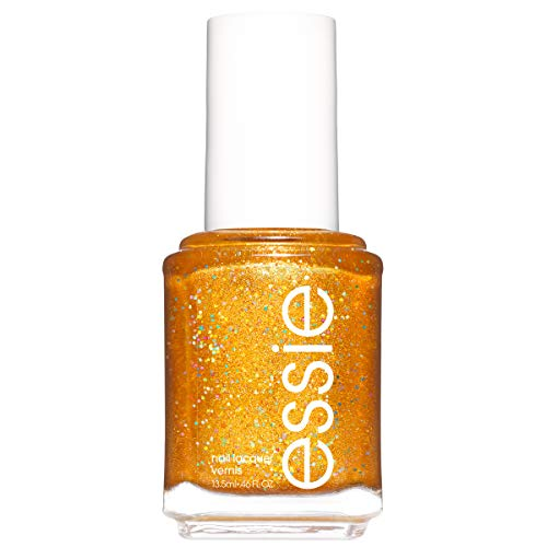 essie winter nail polish, winter trend 2019, glitter finish, caught on tape, 0.46 fl. oz.