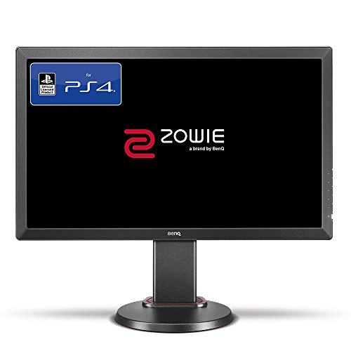 BenQ ZOWIE RL2460S 24' LCD Monitor, FHD, Senza Lag, Head-to-Head Setup, Colour Vibrance