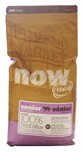 Petcurean Now Fresh Senior Cat Food (8 lb)