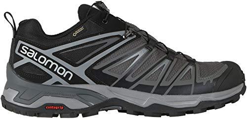 Salomon Men's X Ultra 3 GTX Hiking Shoes, Black/Magnet/Quiet...
