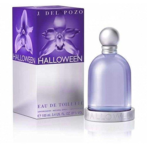 Halloween By Jesus Del Pozo For Women. Eau De Toilette Spray...