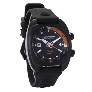 Vostok Amfibia Russian Mens Automatic WR200m Wrist Watch (076798)