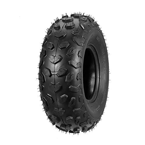 MaxAuto 19x7-8 19x7x8 All Terrain ATV Tire Mini Bike Tire 4PR UTV Sport Quad Tires Load range B 28J (1Piece)