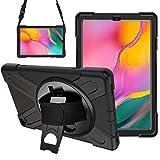 Gerutek Coque Samsung Galaxy Tab A 2019 10.1 Pouces T510/T515, Antichoc Armure...