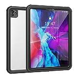 AICase Coque de protection étanche pour iPad Pro 11 Pouces 2020 avec...