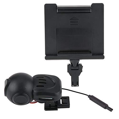 Jadpes Videocamera WiFi HD, 0.3MP Ruota da Neve Ricambi Auto Ruota da Arrampicata per Auto...