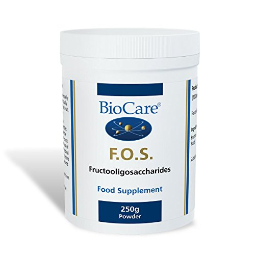 Biocare F.O.S. (Fructooligosaccharide bifido growth factor) 250g
